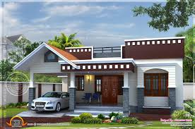 Low Cost House Plans With Estimate by Kerala Small Home Plans Free
