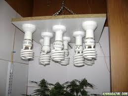 164w cfl lighting rig
