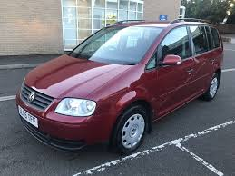 2005 volkswagen touran s td 6 speed 2 0l 5 door hatchback manual