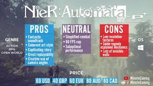 nier 2010 game wallpapers my summary of nier automata pcmasterrace