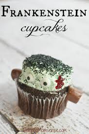 monster mint frankenstein cupcakes eclectic momsense