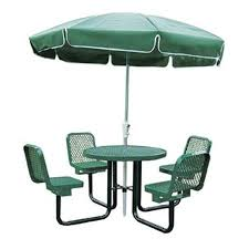 umbrella table and chairs round outdoor table chairs
