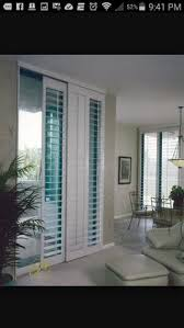 patio door shutters these plantation shutters are of the bi fold