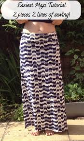 pattern for simple long skirt homemade simple maxi jersey skirt sewing project the homestead