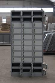 steel 50 drawer industrial parts cabinet toolbox organizer garage