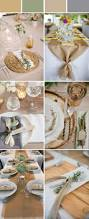 wedding reception table ideas rustic rustic barn wedding