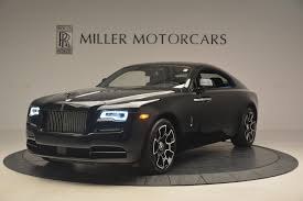rolls royce badge 2017 rolls royce wraith black badge stock r425 for sale near