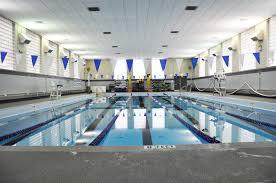 indoor swimming pool new london