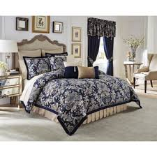Damask Comforter Sets Blue Damask Comforter Sets For Less Overstock Com