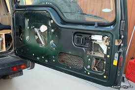 Rear Awning Safari Pacific Mx5 Rear Door U0026 Tarp Awning