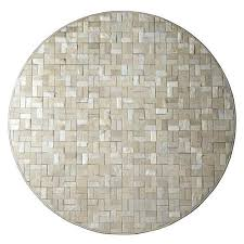 Patchwork Cowhide Cream Patchwork Cowhide Rug Anodyne From Kyle Bunting Inc