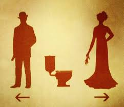 Mens And Womens Bathroom Signs Men U0027s Room Women U0027s Room An Overlooked Binary Division The