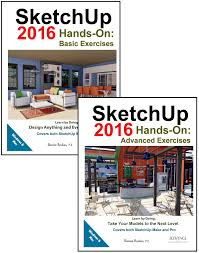 sketchup books for design professionals 3dvinci
