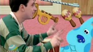 blue u0027s clues blue u0027s favorite song video dailymotion