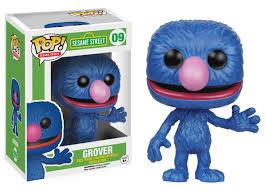 amazon sesame street grover funko pop television toys
