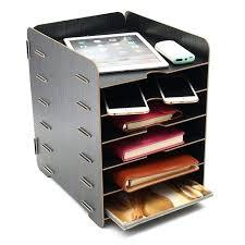 fourniture de bureau papeterie etagere pour bureau 6 couches de bureau atagare en bois pour