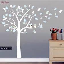 stickers arbre chambre enfant heavenly stickers arbre blanc chambre bebe d coration patio fresh in