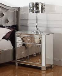 nightstands silver lamps walmart rustic metal nightstand silver