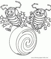 96 bugs coloring pages images bugs