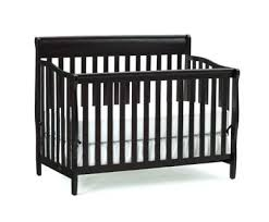 Black Convertible Cribs Black Baby Cribs Exciting Black Convertible Baby Cribs For Home