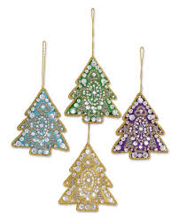 colorful embroidered shaped ornament reviews joss