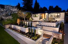 Home Front Yard Design - forget the traditional look u2013 modern front yard landscaping ideas