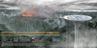 rainforest guardian skyscraper evolo architecture magazine