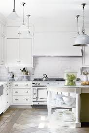 how to accessorize a grey and white kitchen 20 white kitchen design ideas decorating white kitchens