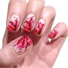 12 floral nail art ideas for chinese new year her world