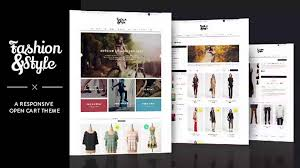 pav fashion responsive opencart theme website templates and