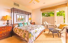 kbm hawaii kapalua bay villas kbv 36g2 luxury vacation rental one of two master bedrooms