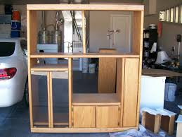 Diy Play Kitchen From Entertainment Center Doubletake Decor Play Kitchen That Will Last