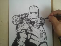 como dibujar a maquina de guerra how to draw a war machine