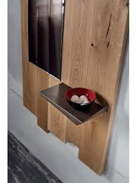 mensole rovere grigio collezione di una selezione di contenitori a giorno specchi