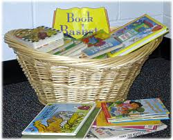 Book Gift Baskets Book Baskets Stitches In Time