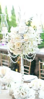 silver centerpieces decoration vase ideas wedding centerpieces on
