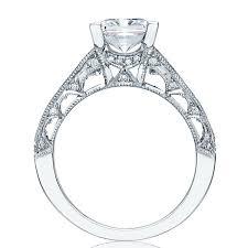 tacori crescent engagement ring tacori crescent ht2510pr channel engagement ring