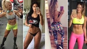 Sexy Women Memes - 30 hottest female trainers on instagram muscle fitness