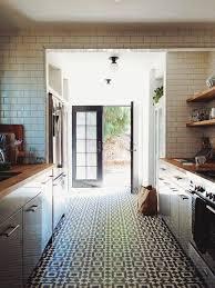 Black And White Kitchen Floor Tiles - 22 best vintage spanish colonial tile ideas images on pinterest
