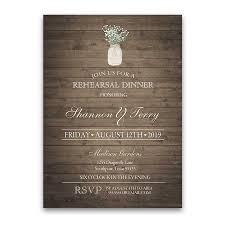rehearsal dinner invitations custom designed for your wedding