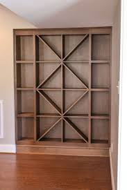 best 25 wine storage ideas on pinterest wine house wine rack custom wine rack hmmm like this on a smaller scale combined with a bookshelf