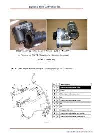 jaguar x type 2004 1 g egr valves parts manual