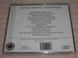 Beaner Aztlan Nation Anthology Beaner Go Home Cd Chichago Rap J451