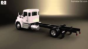 kenworth service truck kenworth t370 chassis truck 2009 3d model by humster3d com youtube