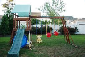 Backyard Swing Set Plans by Simple Diy Swing Set Ideas Plans U2014 All Home Ideas And Decor