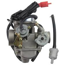 amazon com goofit pd24j carburetor for gy6 150cc atv scooter