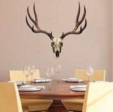 Deer Antler Design Decal Wall Decals Prime Decals - Wall design decals