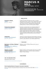 freelance artist resume samples visualcv resume samples database