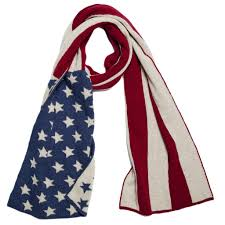 American Flag Specs American Flag Scarf In2green Eco Friendly Accessories Luxury Throws
