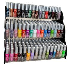 amazon com emori tm all about nail 50 piece color nail lacquer